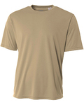 Short-Sleeve Cooling Performance Crew Neck T-Shirt