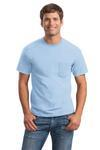 Gildan Ultra Cotton ® 100% Cotton T Shirt with Pocket