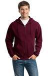 Jerzees Full Zip Hooded Sweatshirt